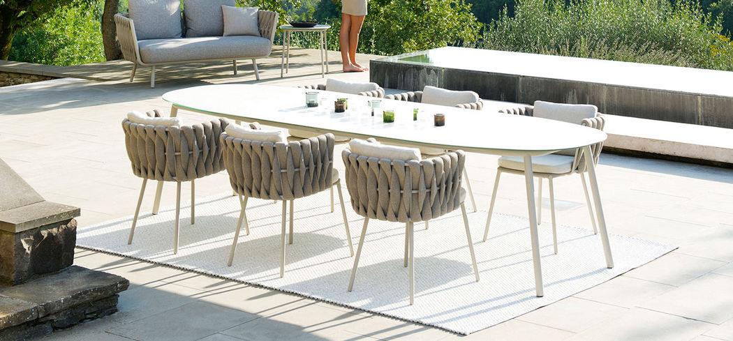CLASSIC GARDEN Salle à manger de jardin Tables de jardin Jardin Mobilier  |