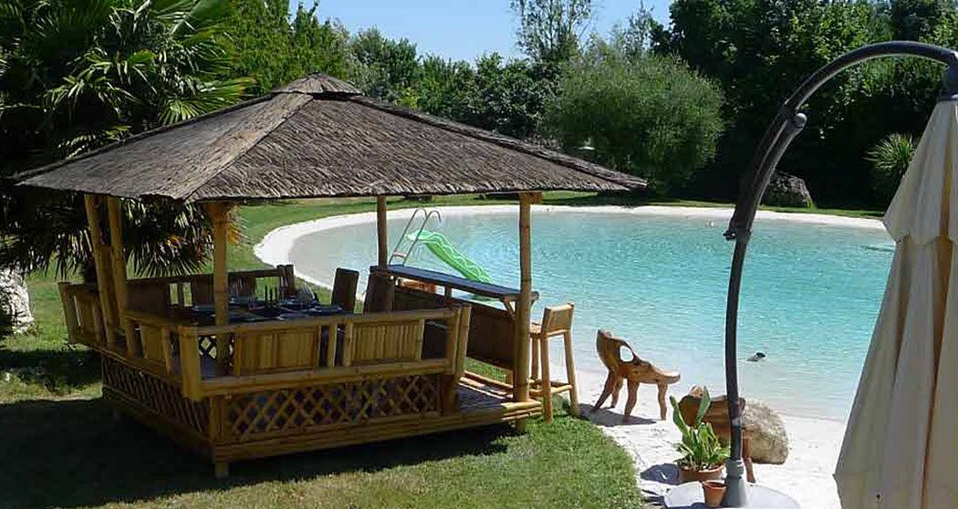 NIPAHUT Gazebo Tentes Jardin Abris Portails...   
