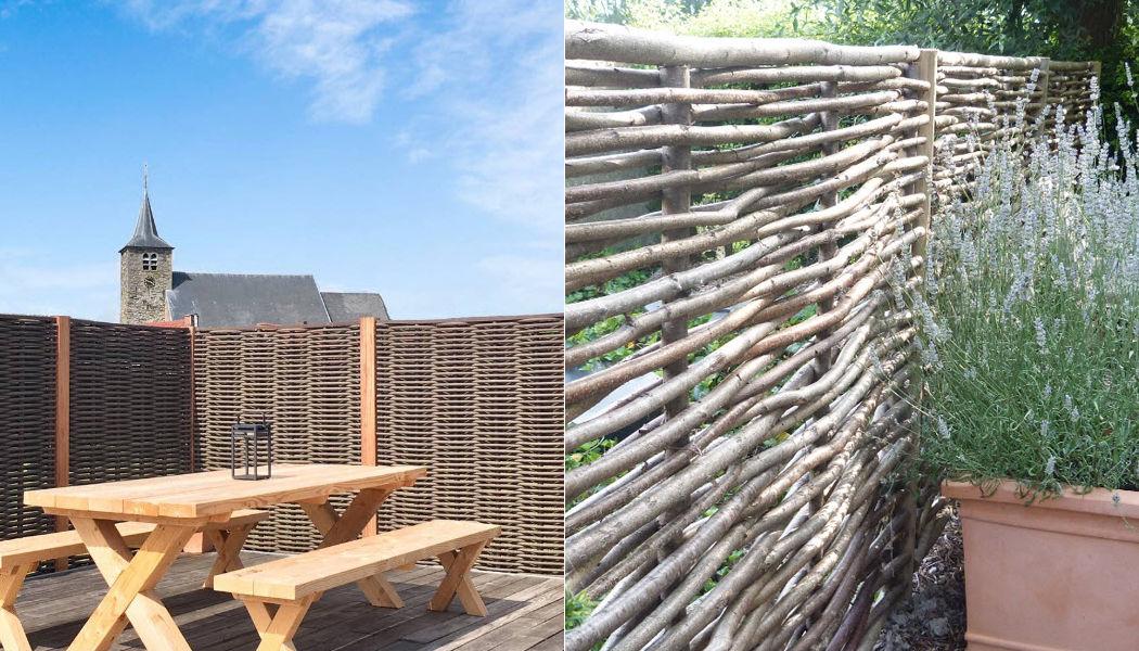 FOREST AVENUE Clôture ajourée Clôtures Bordures Jardin Abris Portails...   