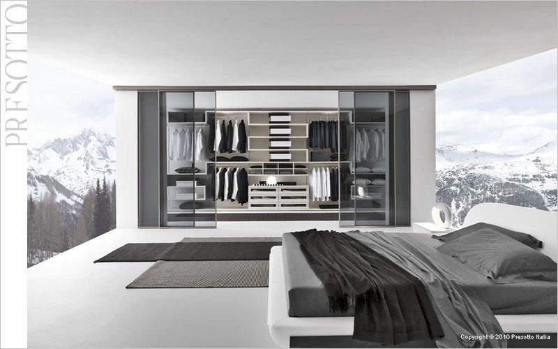 Presotto    Chambre | Design Contemporain