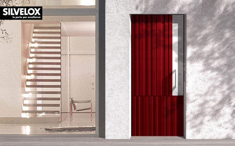 Silvelox Porte d'entrée vitrée Portes Portes et Fenêtres Entrée | Contemporain