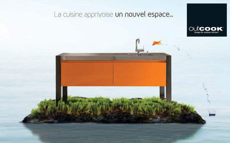 Outcook    Jardin-Piscine | Design Contemporain