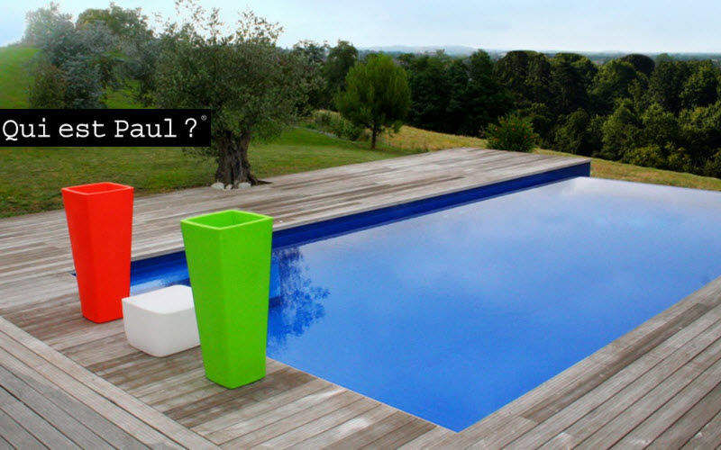 QUI EST PAUL ? Pot de jardin Pots de jardin Jardin Bacs Pots Jardin-Piscine |