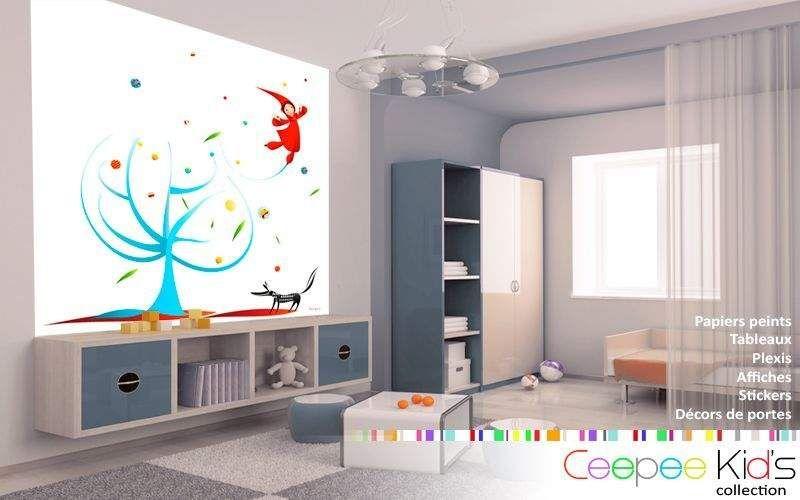 CeePeeArt.design    Chambre d'enfant | Design Contemporain
