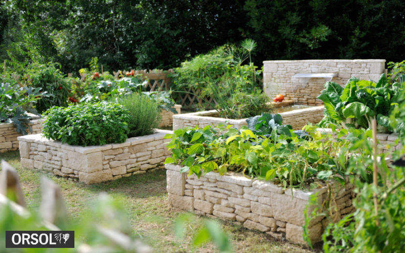 Orsol Mur - muret Clôtures Bordures Jardin Abris Portails... Jardin-Piscine | Charme