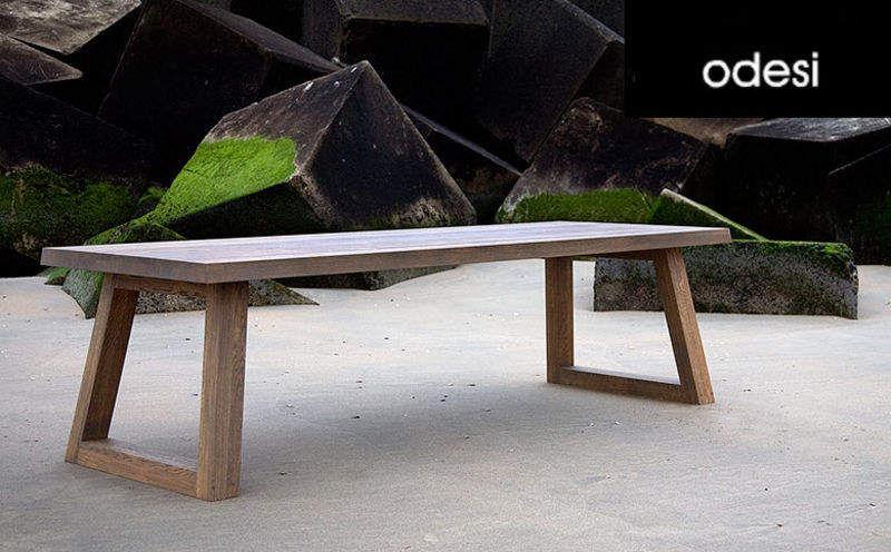 Odesi Table de repas rectangulaire Tables de repas Tables & divers Terrasse | Design Contemporain