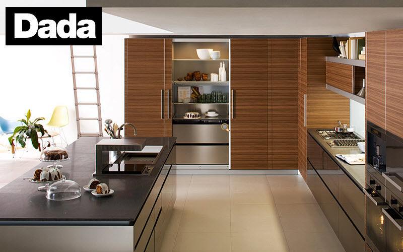 Dada Ilot de cuisine Meubles de cuisine Cuisine Equipement Cuisine | Design Contemporain