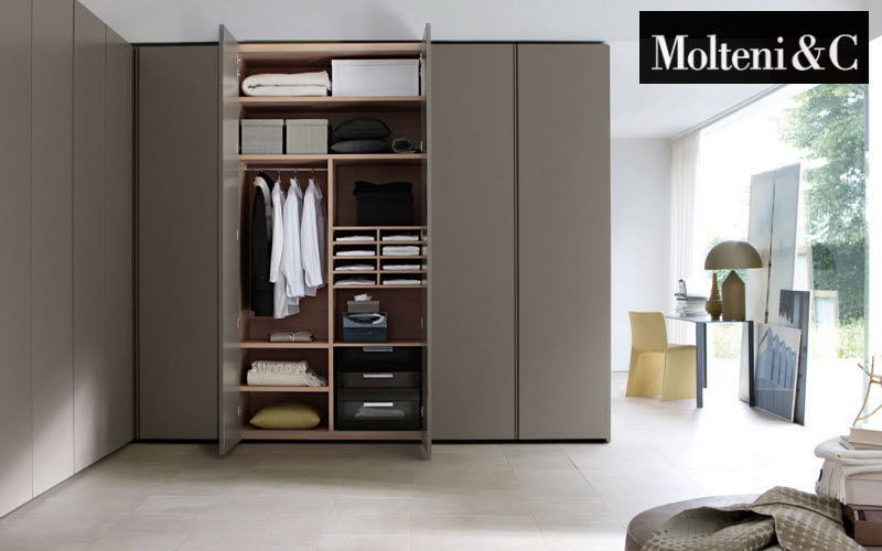 Molteni & C Armoire-dressing Armoires Rangements  |