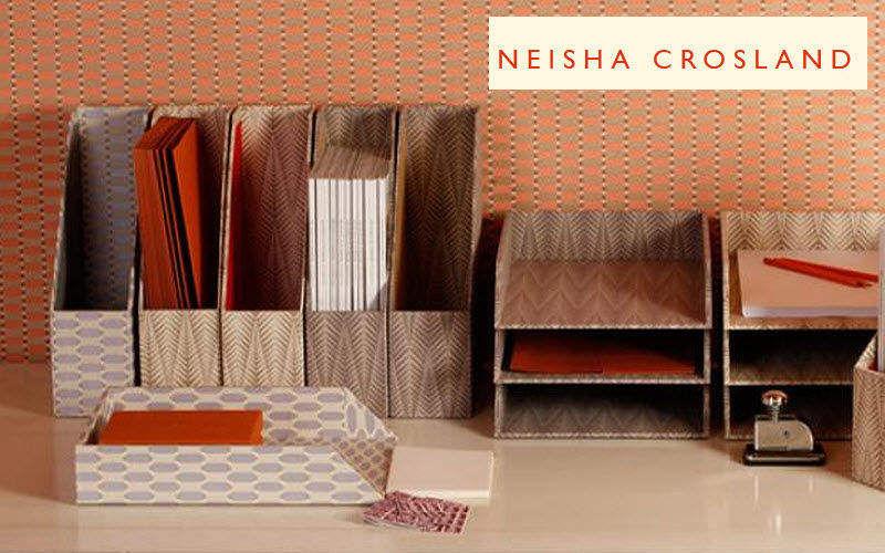 Neisha Crosland Boite d'archivage Boites et classeurs Bureau  |