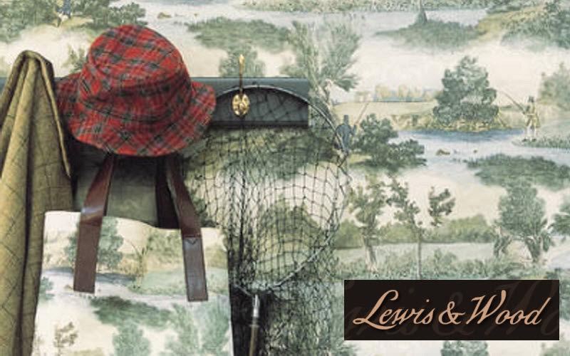 Lewis & Wood Tissu d'ameublement Tissus d'ameublement Tissus Rideaux Passementerie Entrée | Charme