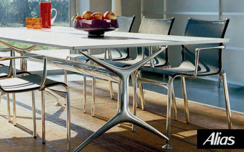 ALIAS Table de repas rectangulaire Tables de repas Tables & divers Salle à manger |