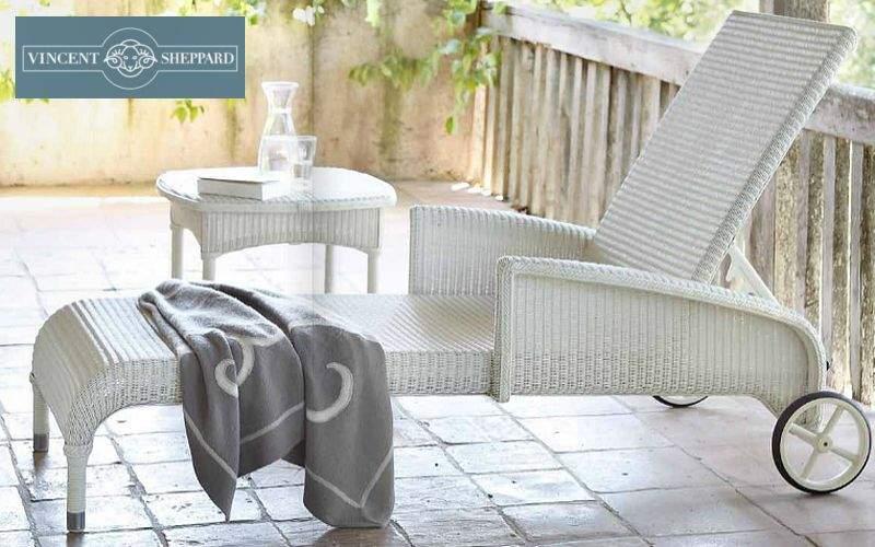 Vincent Sheppard Chaise longue de jardin Chaises longues Jardin Mobilier  |