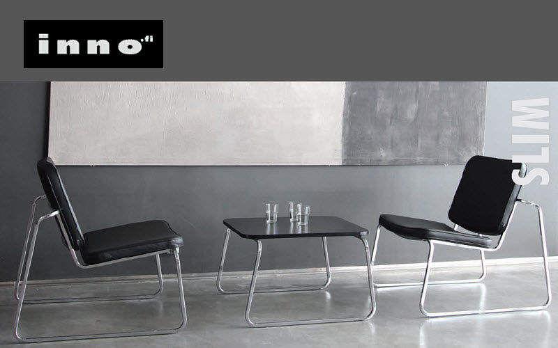 INNO Salon d'accueil Sièges de bureau Bureau Lieu de travail | Design Contemporain