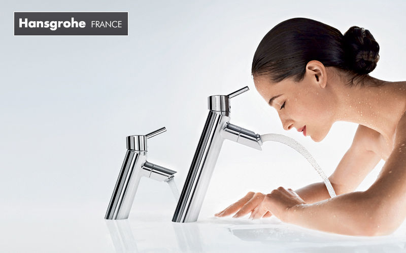Hansgrohe France Mitigeur lavabo Robinetterie Bain Sanitaires Salle de bains | Contemporain