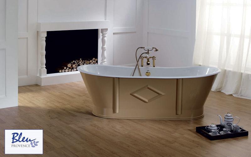 BLEU PROVENCE Baignoire Ilot Baignoires Bain Sanitaires Salle de bains | Design Contemporain
