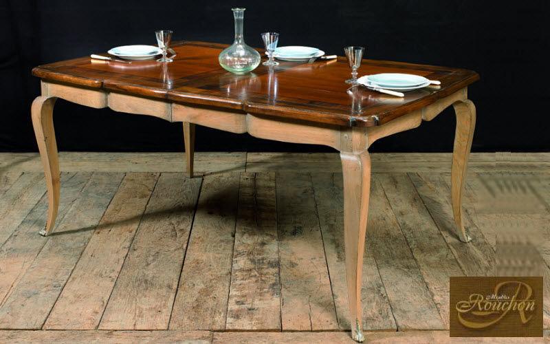 MEUBLES ROUCHON Table de repas rectangulaire Tables de repas Tables & divers  |
