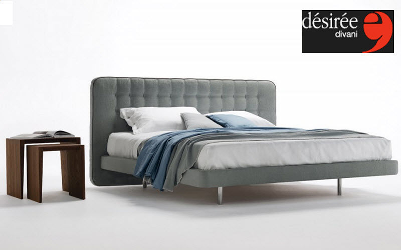 DESIREE Lit double Lits doubles Lit Chambre | Design Contemporain
