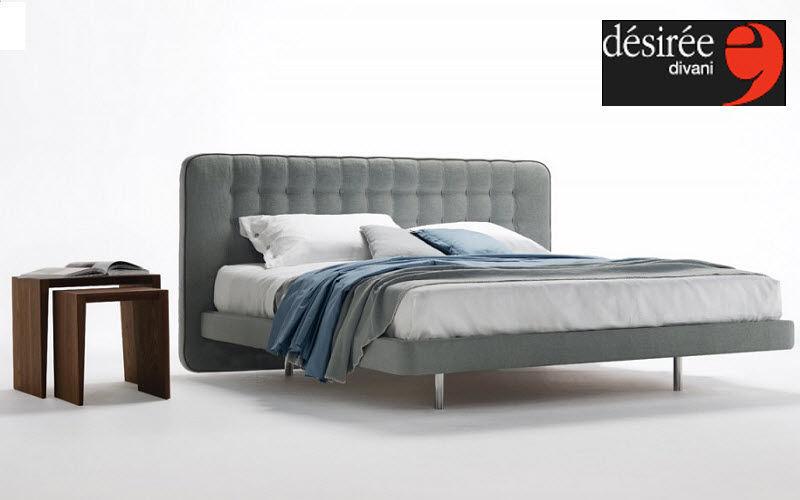 DESIREE Lit double Lits doubles Lit Chambre | Design Contemporain
