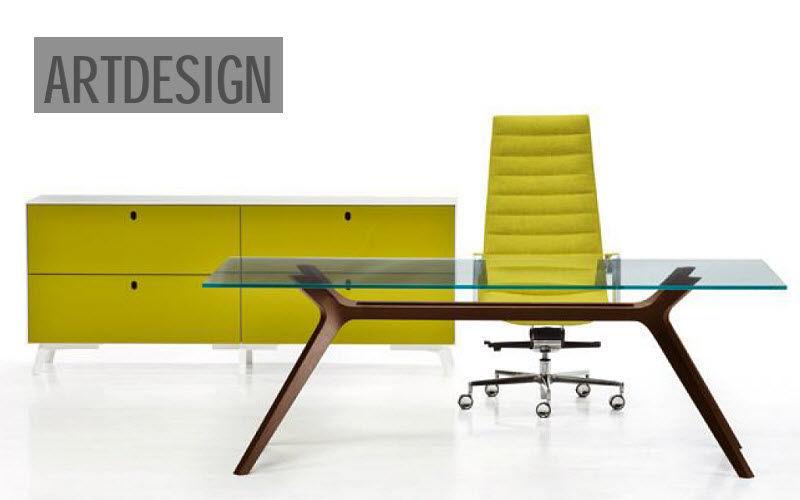 ARTDESIGN Table bureau Bureaux et Tables Bureau  |