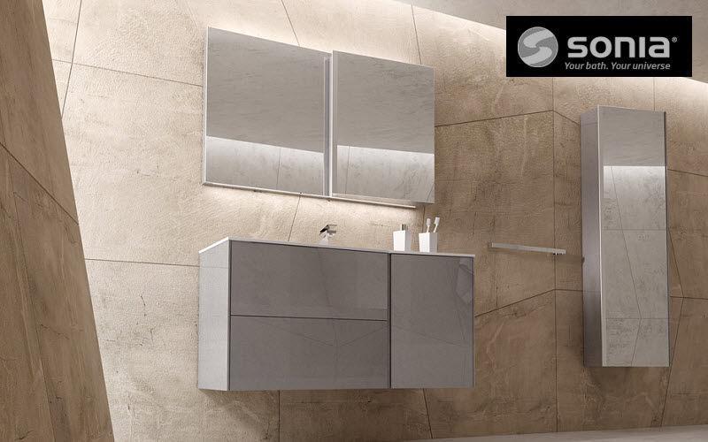 Sonia Meuble de salle de bains Meubles de salle de bains Bain Sanitaires Salle de bains |