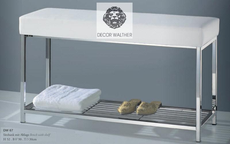 DECOR WALTHER Tabouret de salle de bains Meubles de salle de bains Bain Sanitaires Salle de bains | Design Contemporain