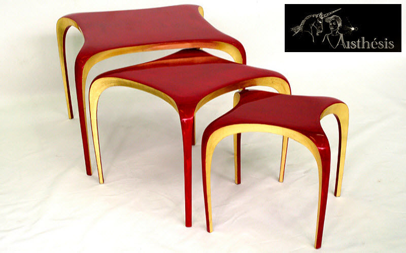Aisthesis Tables gigognes Tables d'appoint Tables & divers  |