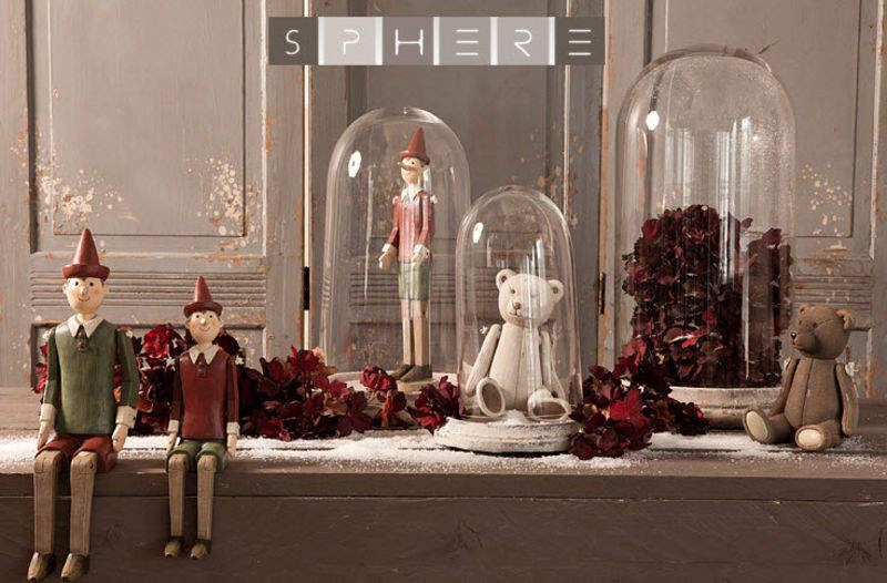 Sphere Inter Globe de verre Divers Objets décoratifs Objets décoratifs  |