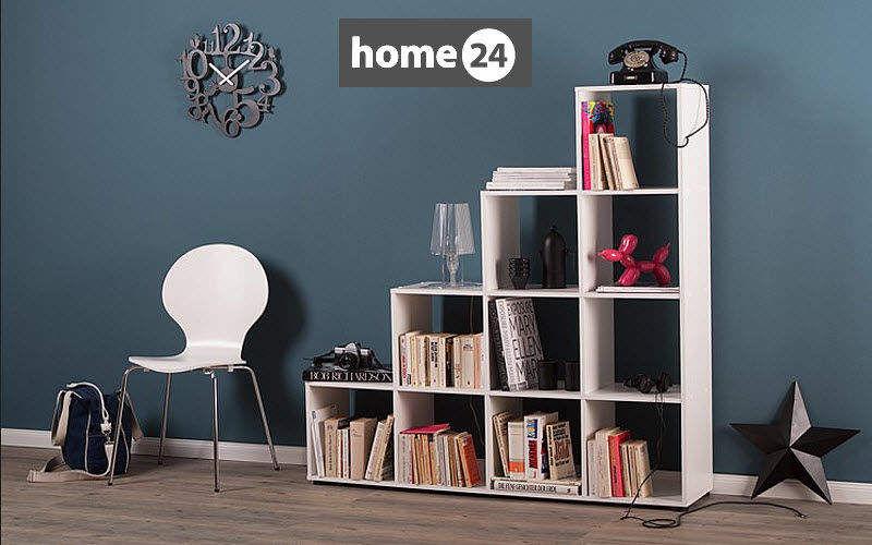 HOME24 Bibliothèque ouverte Bibliothèques Rangements  |