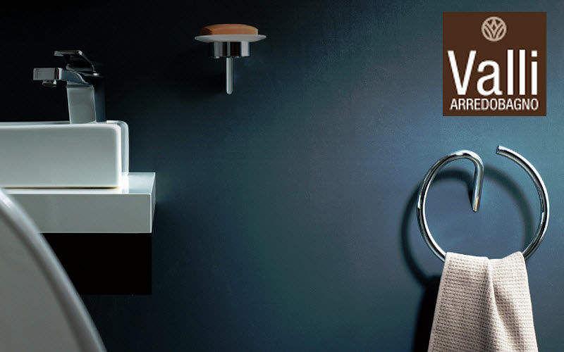 Valli Arredobagno Anneau porte-serviette Accessoires de salle de bains Bain Sanitaires  |
