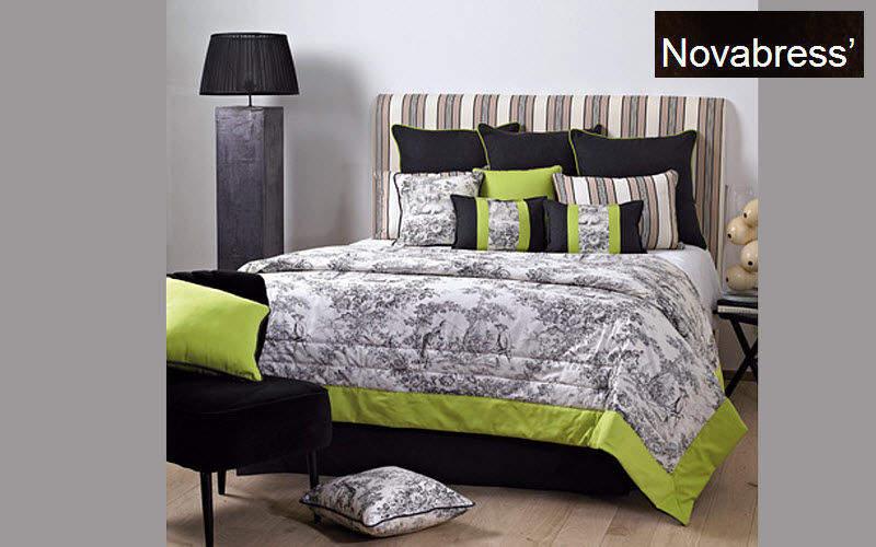 Novabresse Couvre-lit Couvre-lits Linge de Maison  |