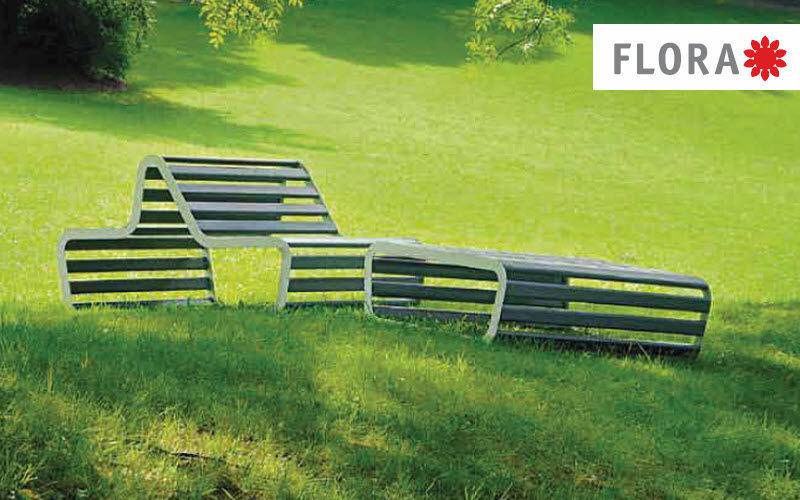 Flora Fauteuil de jardin Fauteuils d'extérieur Jardin Mobilier  |