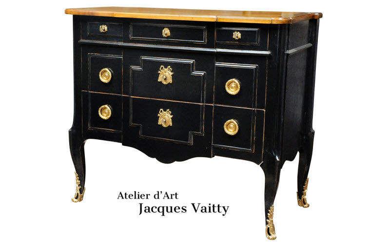ATELIER D ART JACQUES VAITTY Commode Meubles à tiroirs Rangements Chambre | Classique