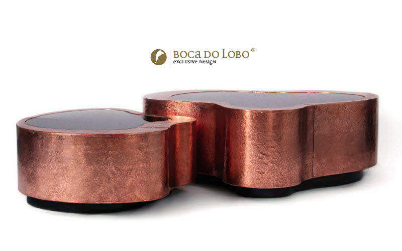 BOCA DO LOBO Table basse forme originale Tables basses Tables & divers  |