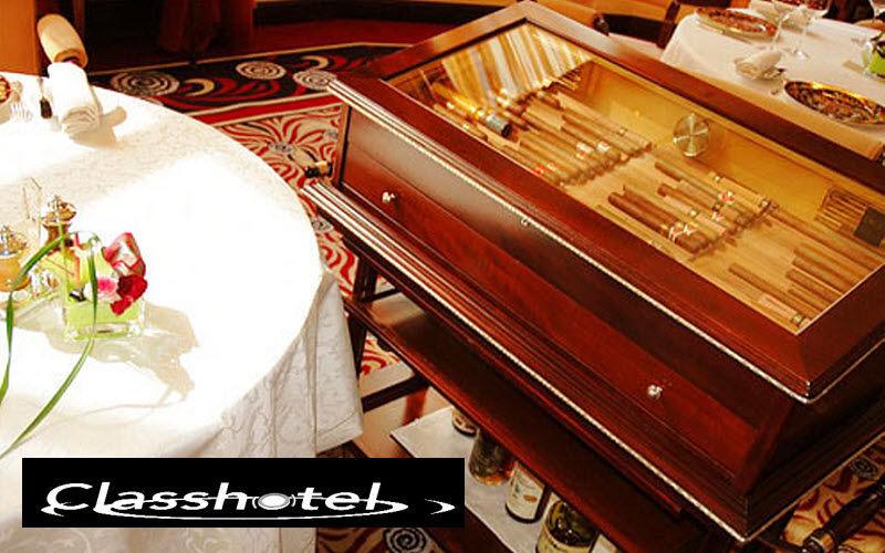 CLASSHOTEL Meuble à cigares Petit Mobilier Rangements Rangements  |