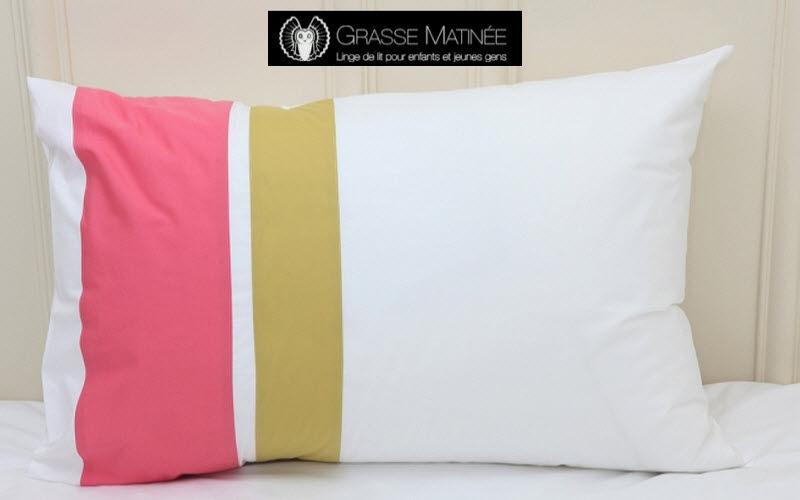 Grasse Matinee Taie d'oreiller d'enfant Linge de lit Enfant Enfant  |