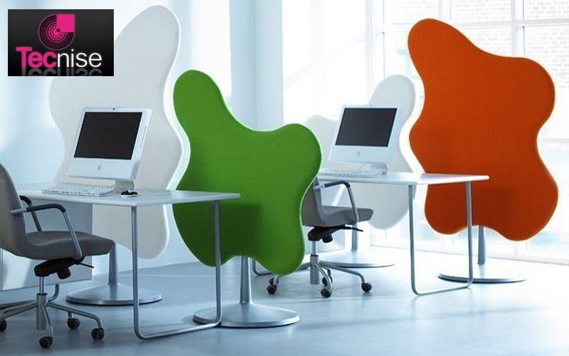 TECNISE Cloison de bureau Cloisons & Panneaux acoustiques Murs & Plafonds  |