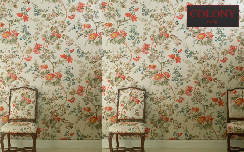 COLONY Tenture murale Tissus d'ameublement Tissus Rideaux Passementerie  |