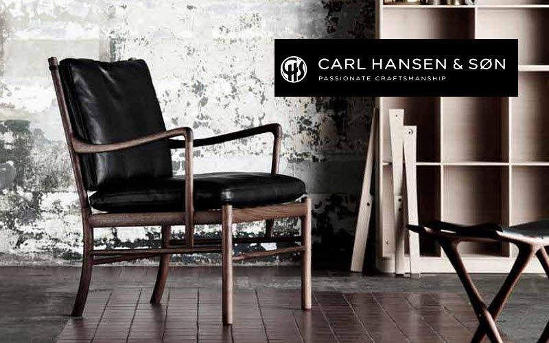 Carl Hansen & Son Fauteuil Fauteuils Sièges & Canapés  |