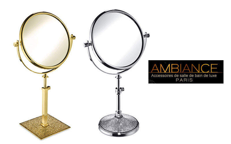 AMBIANCE PARIS Miroir grossissant Miroirs de salle de bains Bain Sanitaires  |