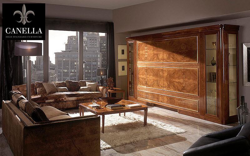 CANELLA Meuble de salon-Living Bahuts Buffets Meubles de salon Rangements  |