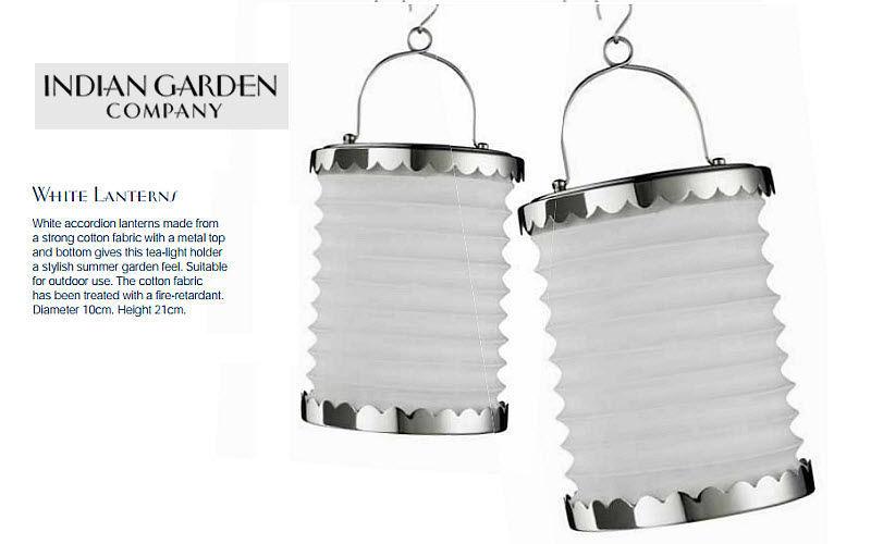 INDIAN GARDEN COMPANY Lampion Lampions & Bougies d'extérieur Luminaires Extérieur  |