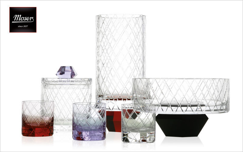 Moser Coupe décorative Coupes et contenants Objets décoratifs  |