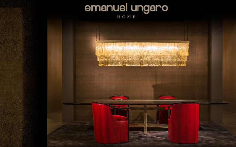 EMANUEL UNGARO Table de repas rectangulaire Tables de repas Tables & divers  |