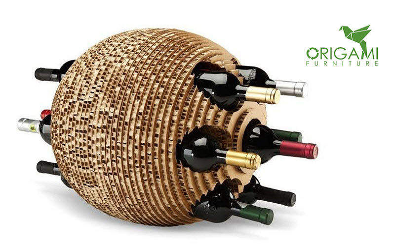 ORIGAMI furniture Range-bouteilles Racks et supports Cuisine Equipement  |