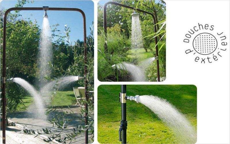 Douches de jardin Douche d'extérieur Jeux et confort Piscine et Spa  |