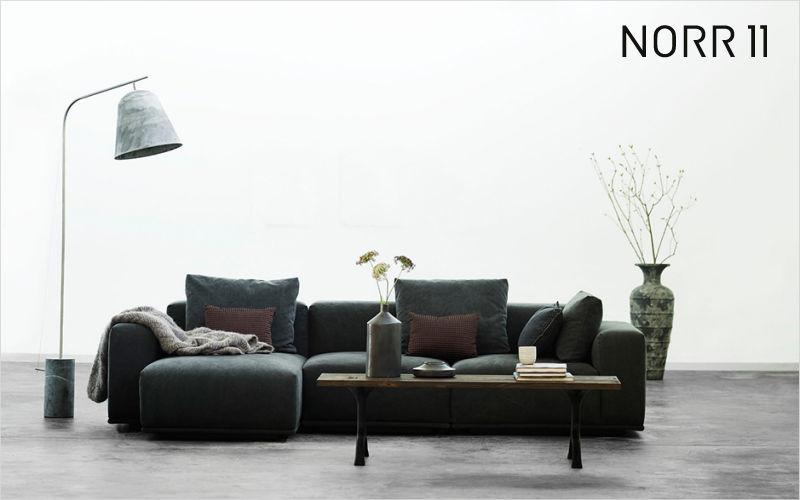 Norr11 Canapé 3 places Canapés Sièges & Canapés Salon-Bar | Design Contemporain