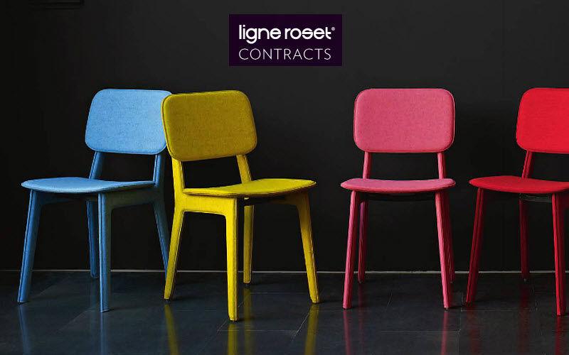 Ligne Roset Contracts Chaise Chaises Sièges & Canapés   