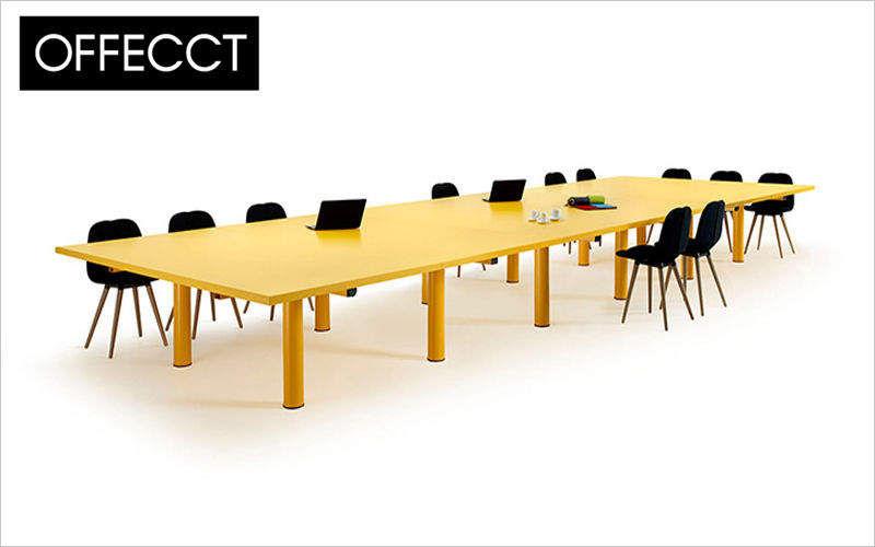 OFFECCT Table de conférence Bureaux et Tables Bureau  |