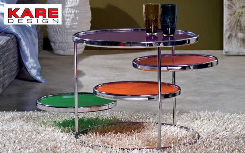 Kare Design Tables gigognes Tables d'appoint Tables & divers  |