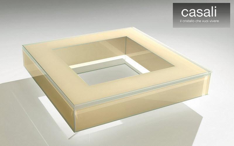 CASALI Table basse carrée Tables basses Tables & divers   